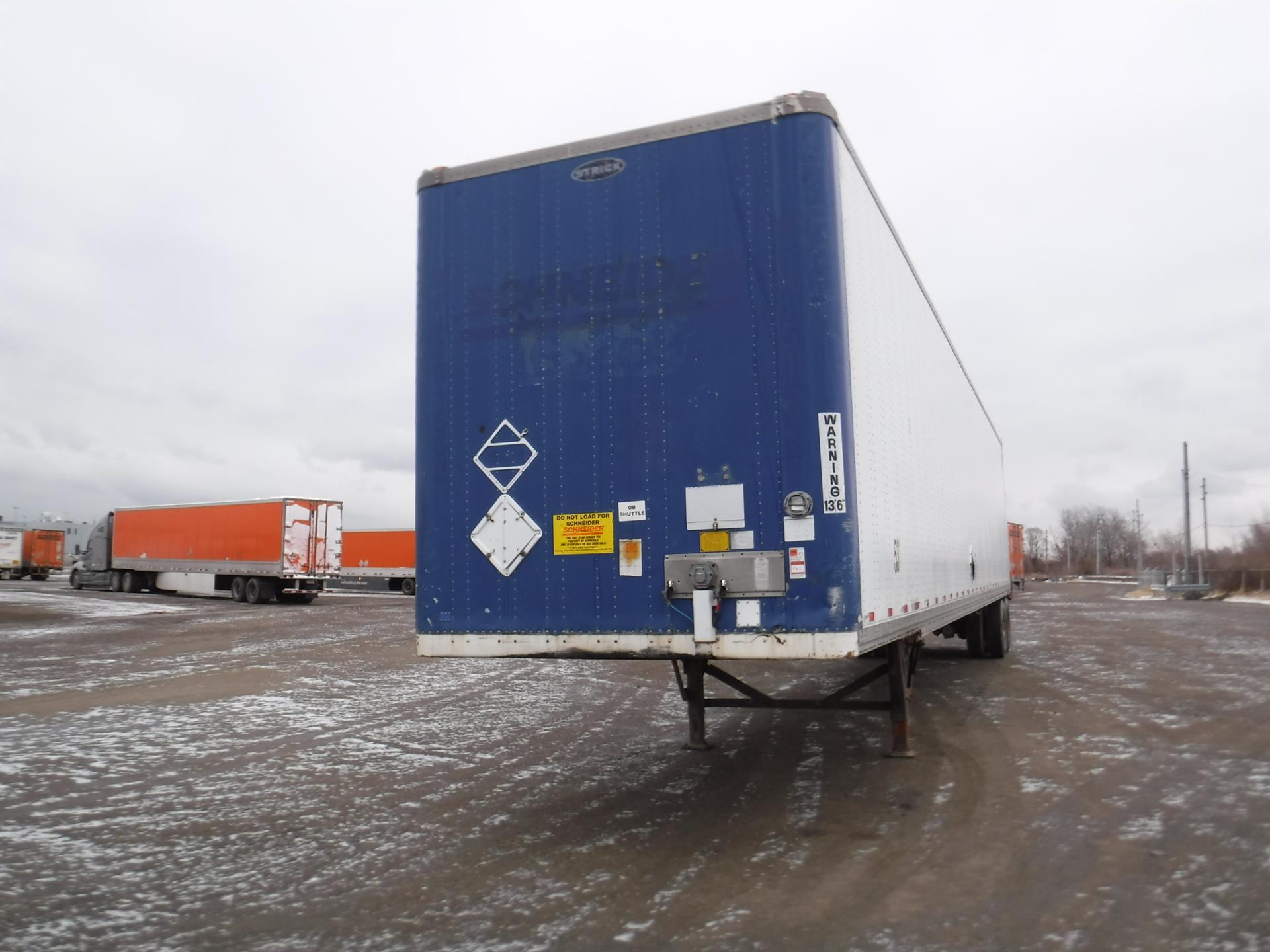 1999 Strick Van for sale-59101468