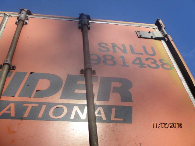 2006 Hyundai Container for sale-59085906