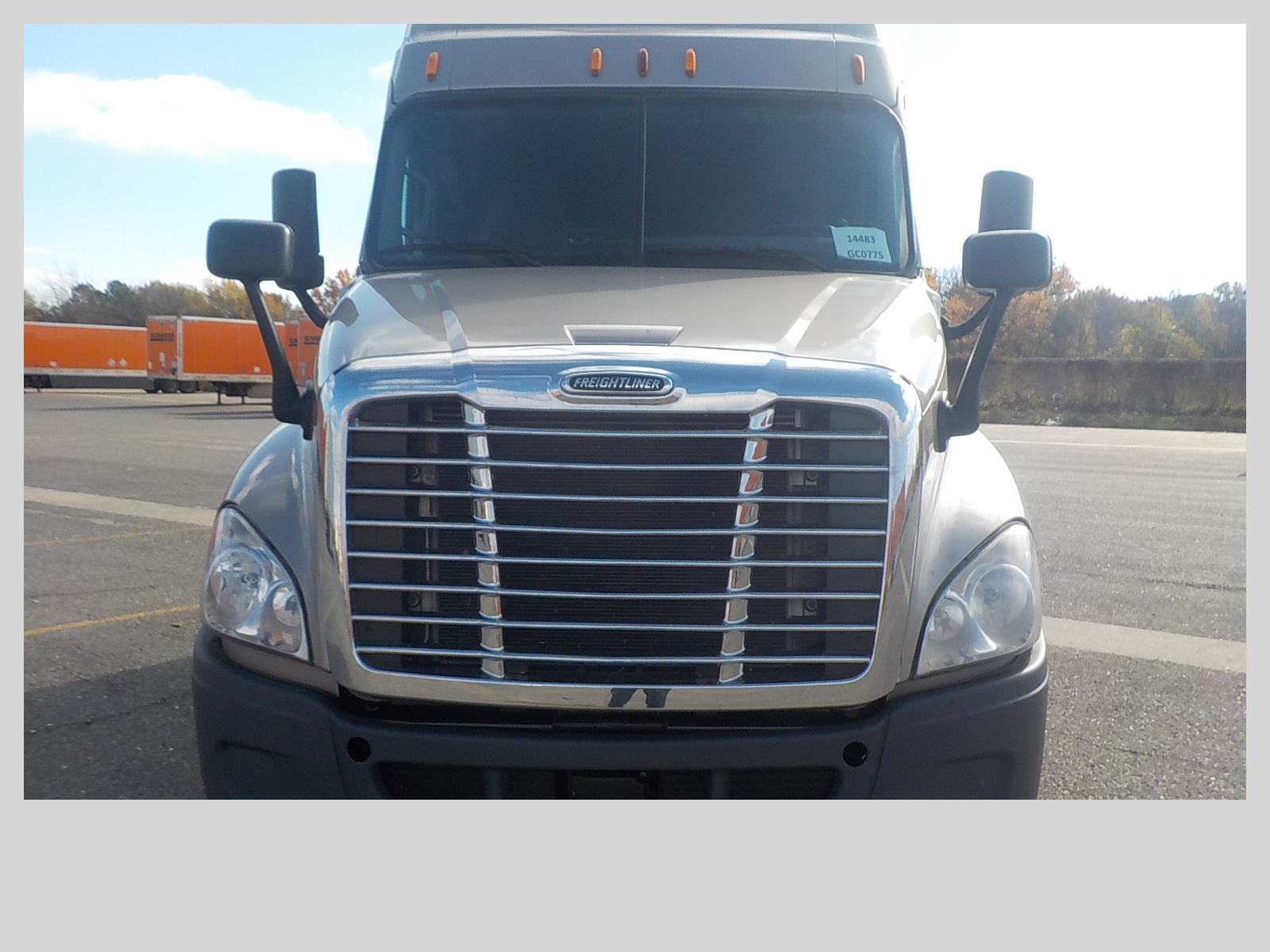 2015 Freightliner Cascadia for sale-59085480
