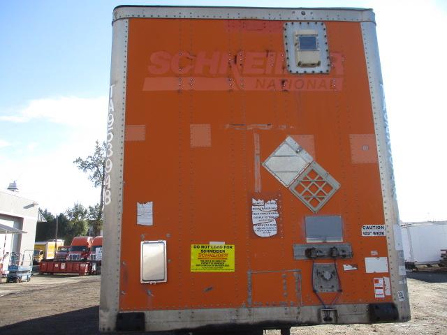 2005 Wabash Van for sale-59087909