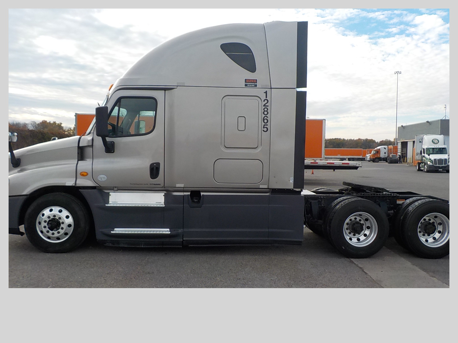 2014 Freightliner Cascadia for sale-59109034