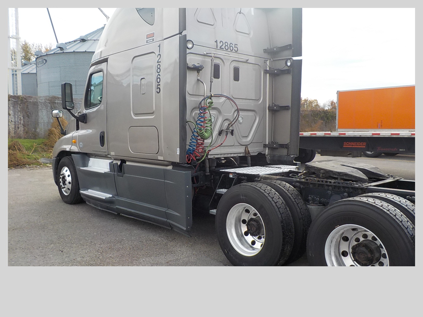 2014 Freightliner Cascadia for sale-59087821
