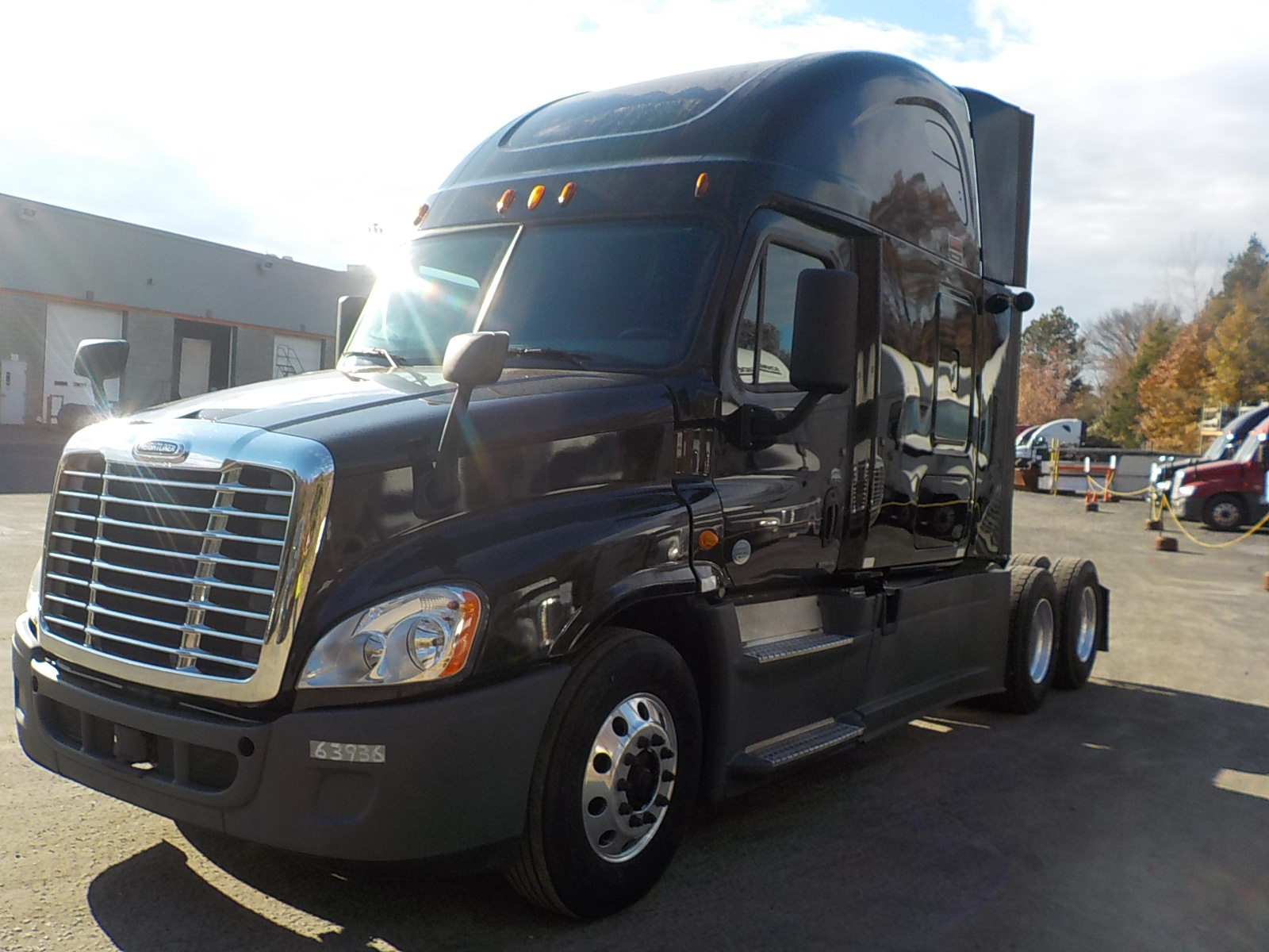 2014 Freightliner Cascadia for sale-59087827
