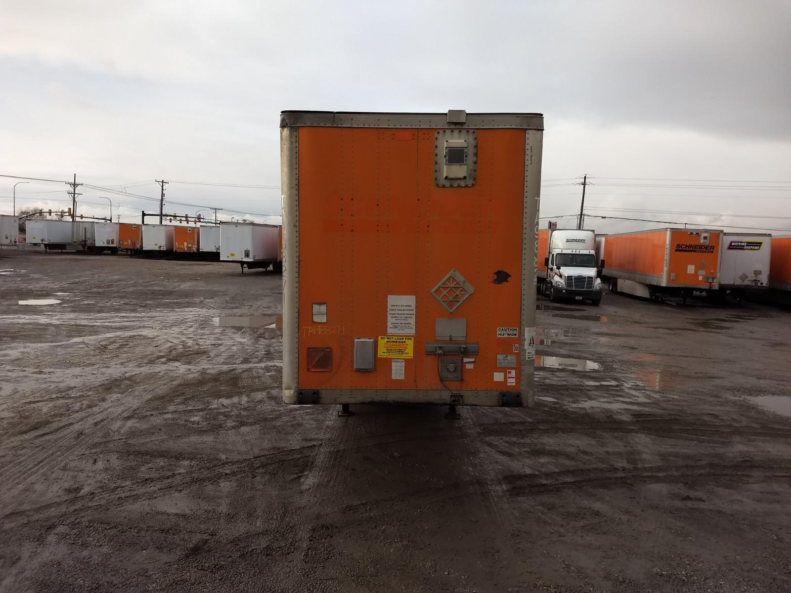 2007 Wabash Van for sale-59087931