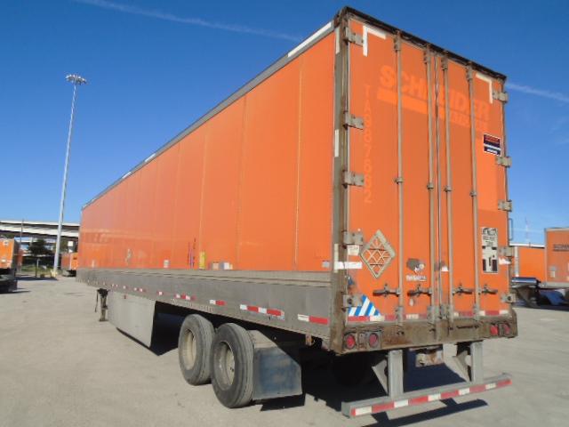 2007 Wabash Van for sale-59087952