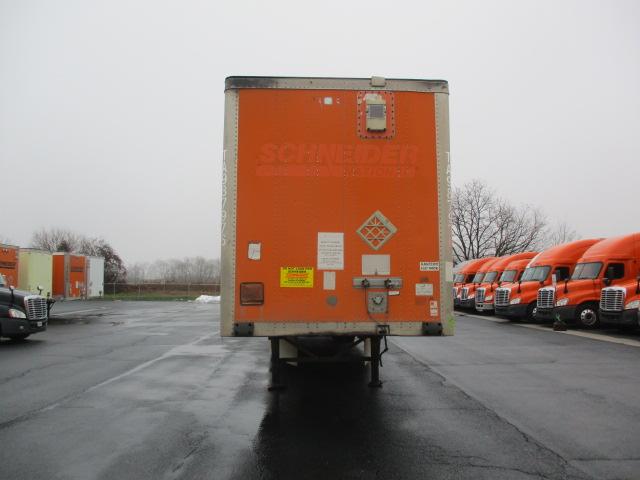 2007 Wabash Van for sale-59101501