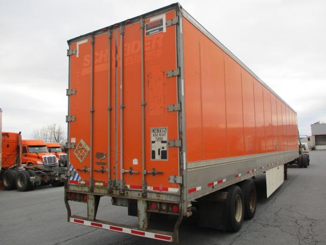 2005 Wabash Van for sale-59101505