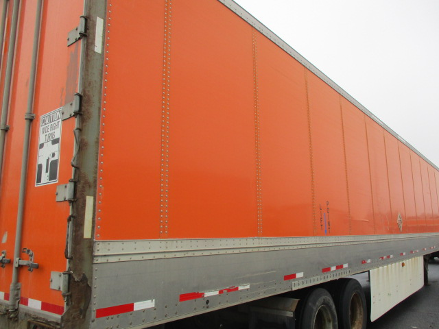 2007 Wabash Van for sale-59087982
