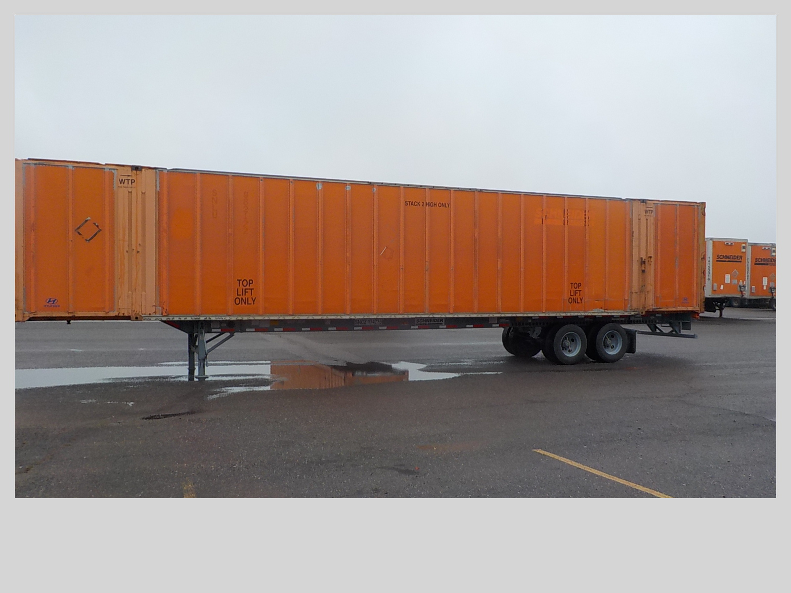2006 Hyundai Container for sale-59101528