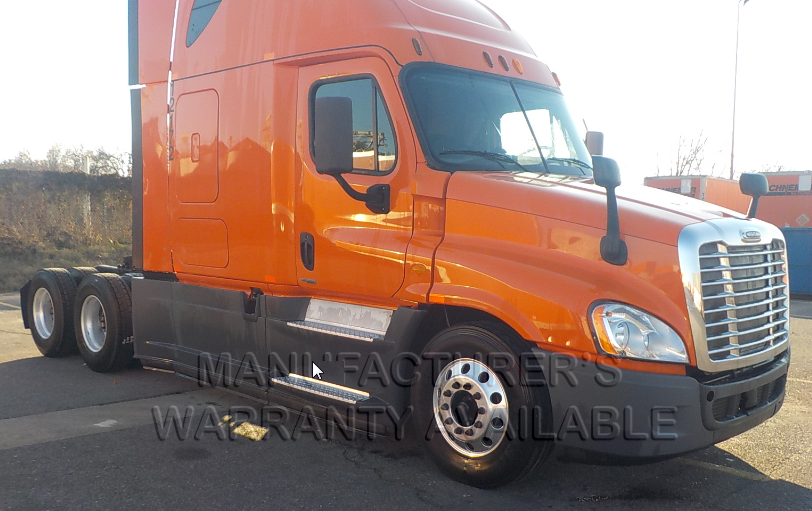USED 2014 FREIGHTLINER CASCADIA SLEEPER TRUCK #84573
