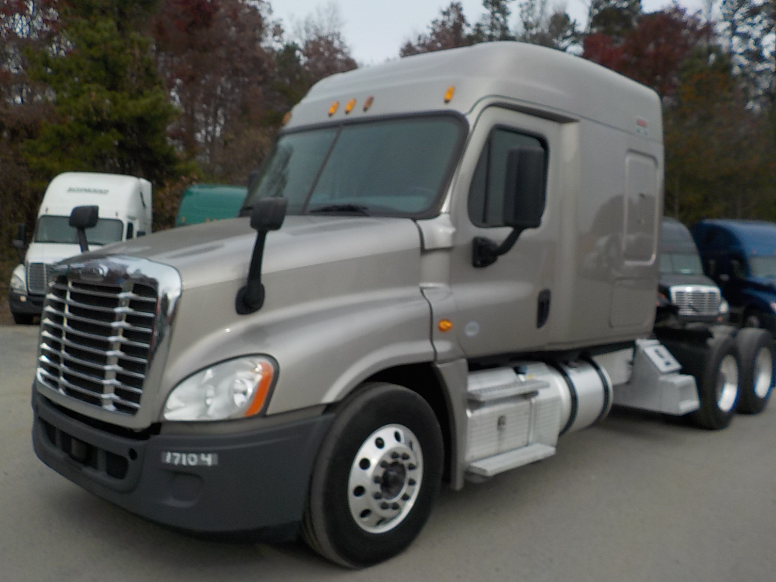2015 Freightliner Cascadia for sale-59196368