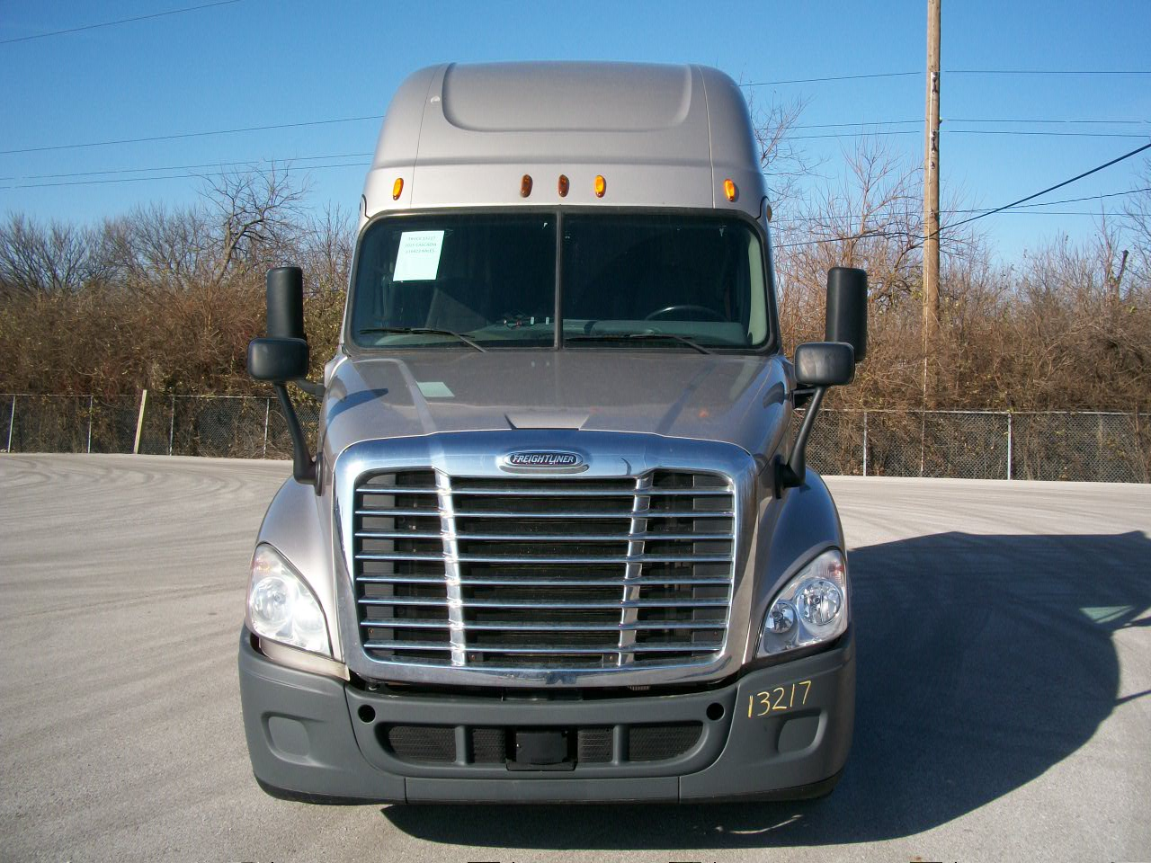 2015 Freightliner Cascadia for sale-59233630