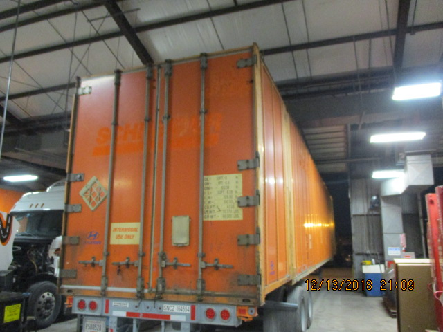 2006 Hyundai Container for sale-59101506