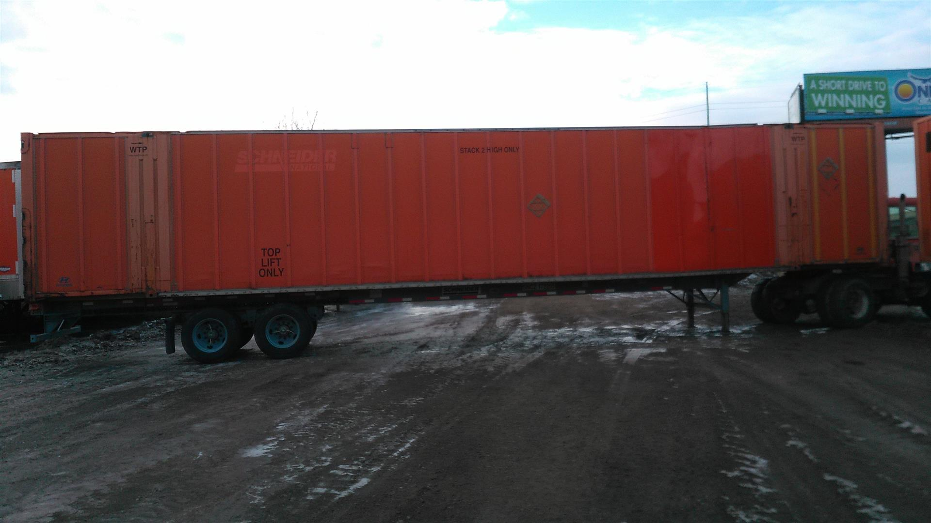 2006 Hyundai Container for sale-59107677