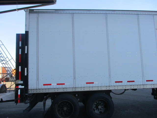 2008 Wabash Lift Gate for sale-59101573