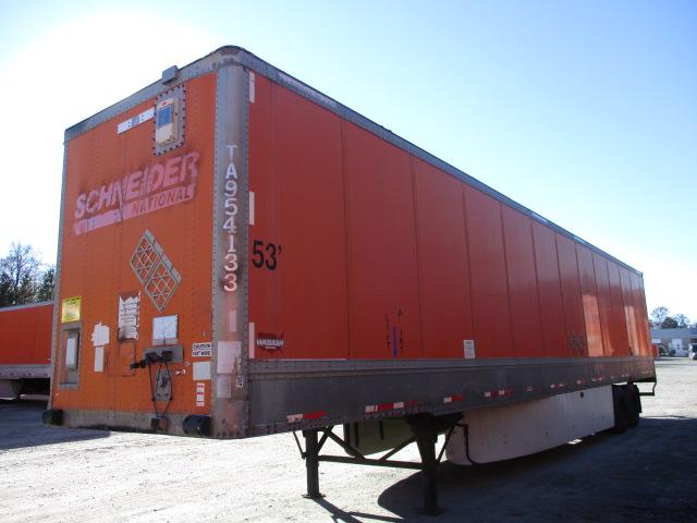 2005 Wabash Van for sale-59101583