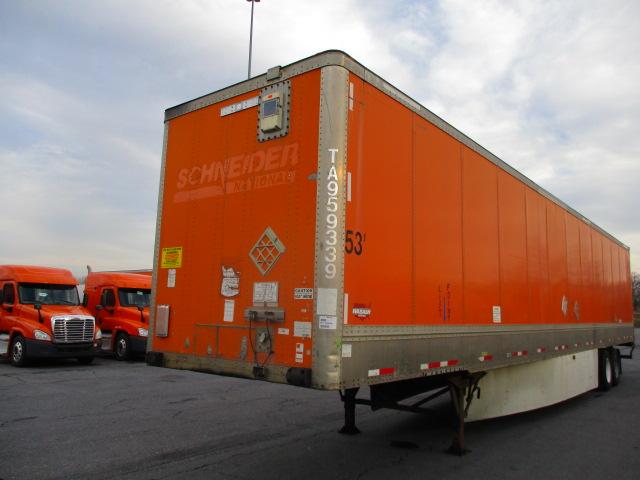 2005 Wabash Van for sale-59101592