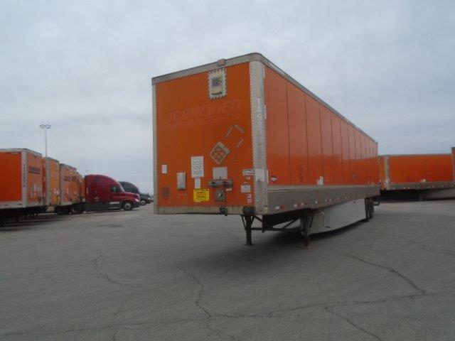 2007 Wabash Van for sale-59101598