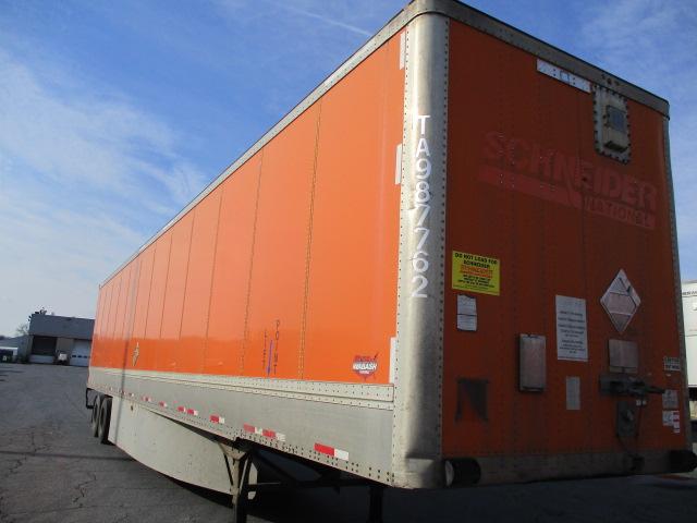 2007 Wabash Van for sale-59101600