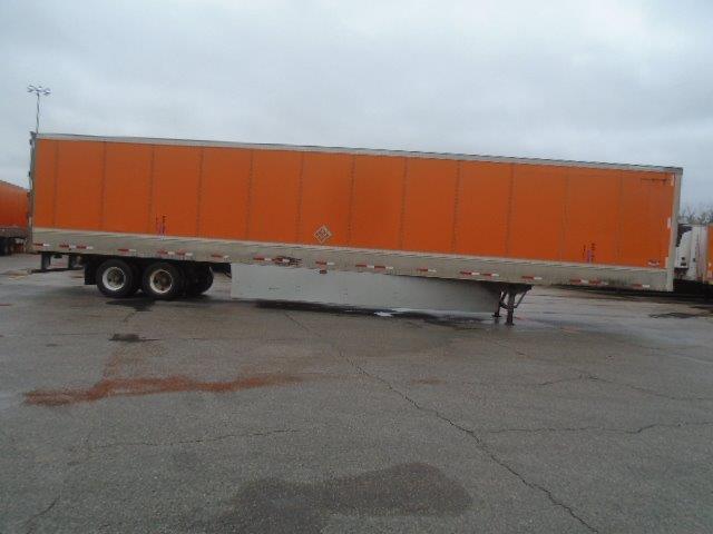 2007 Wabash Van for sale-59101603