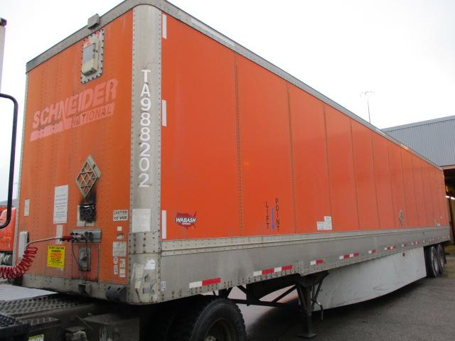 2007 Wabash Van for sale-59101607