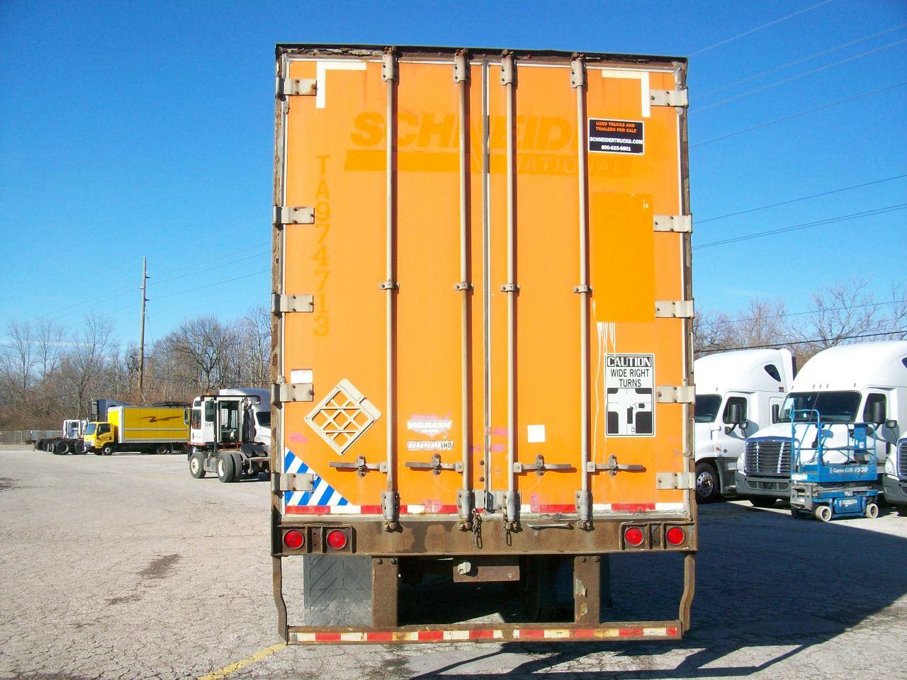 2006 Wabash Van for sale-59101614