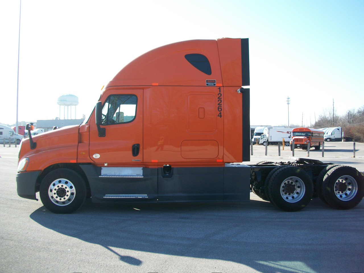 2014 Freightliner Cascadia for sale-59109138