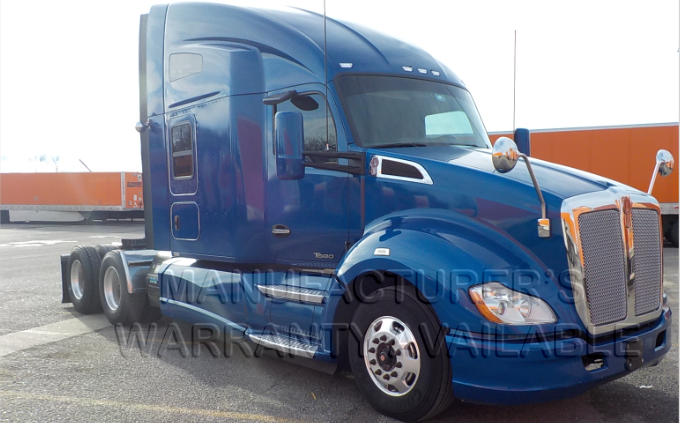 USED 2015 KENWORTH UNKNOWN DAYCAB TRUCK #138544