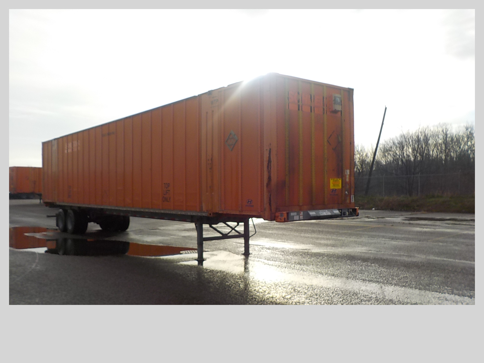 2006 Hyundai Container for sale-59101597