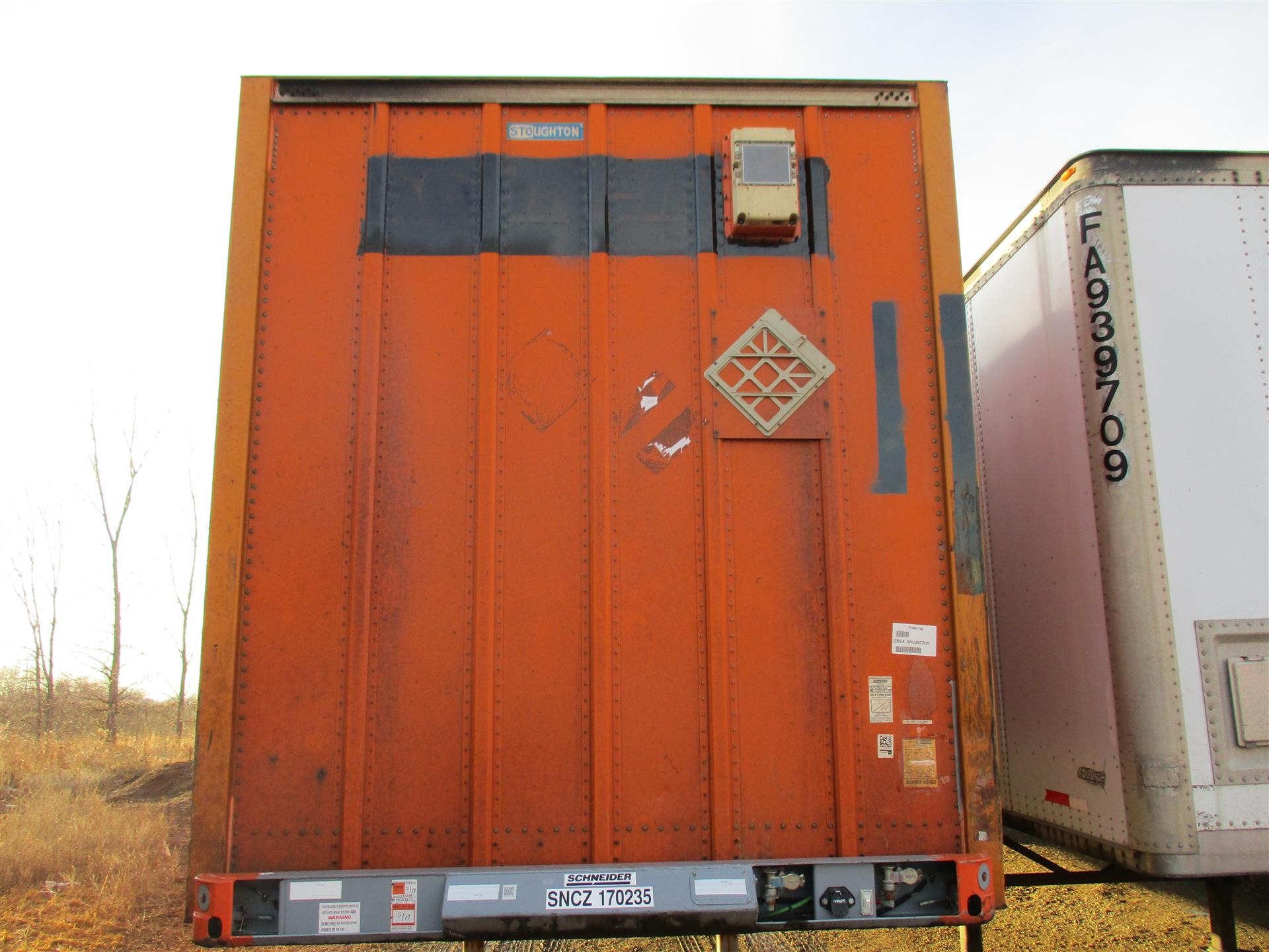 2006 Stoughton CONTAINER for sale-59101509