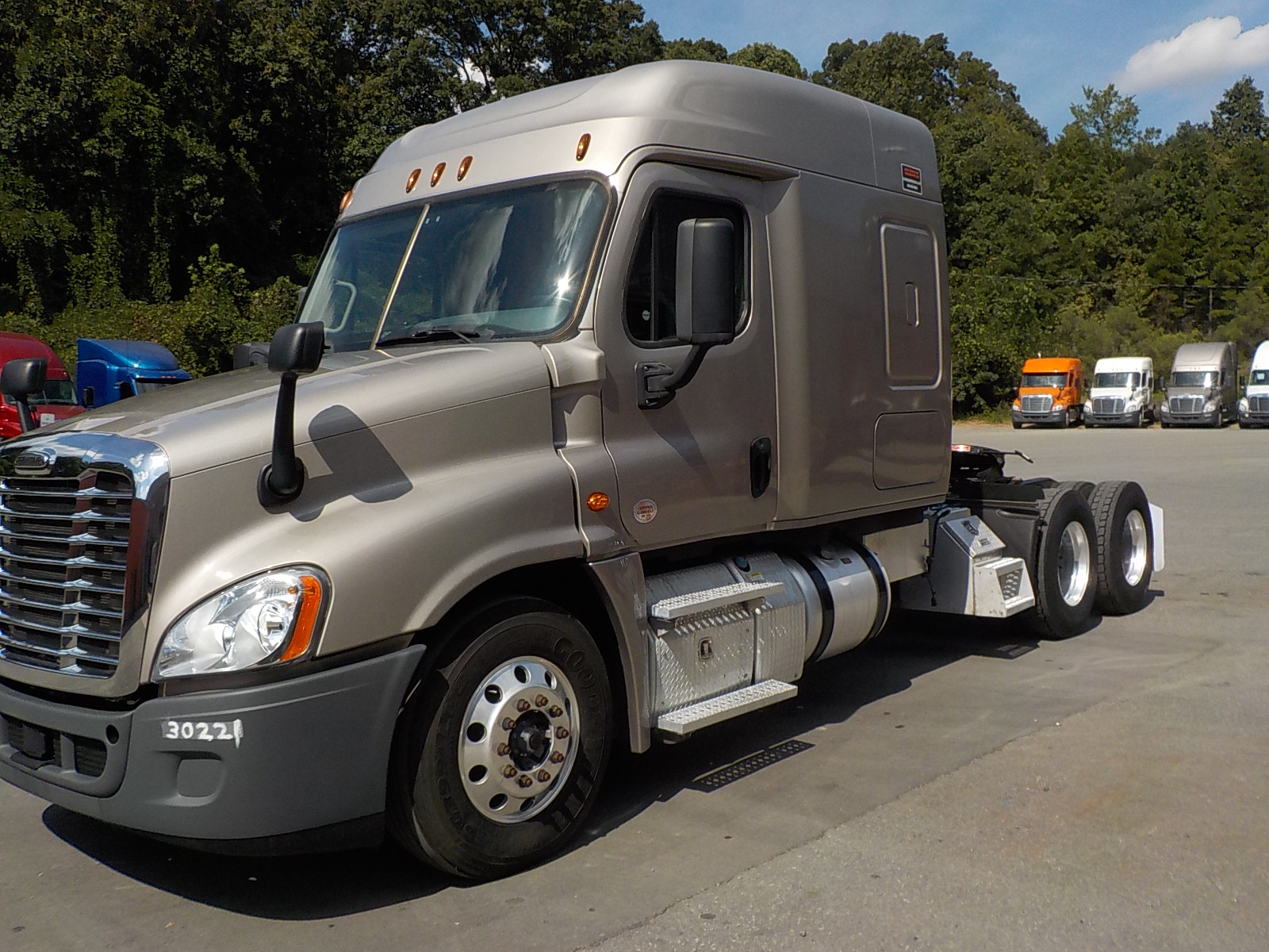 2016 Freightliner Cascadia for sale-59218642
