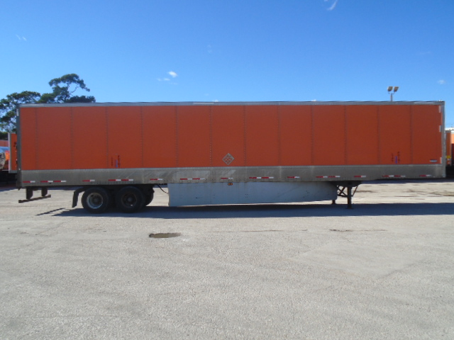 2007 Wabash Van for sale-59102017