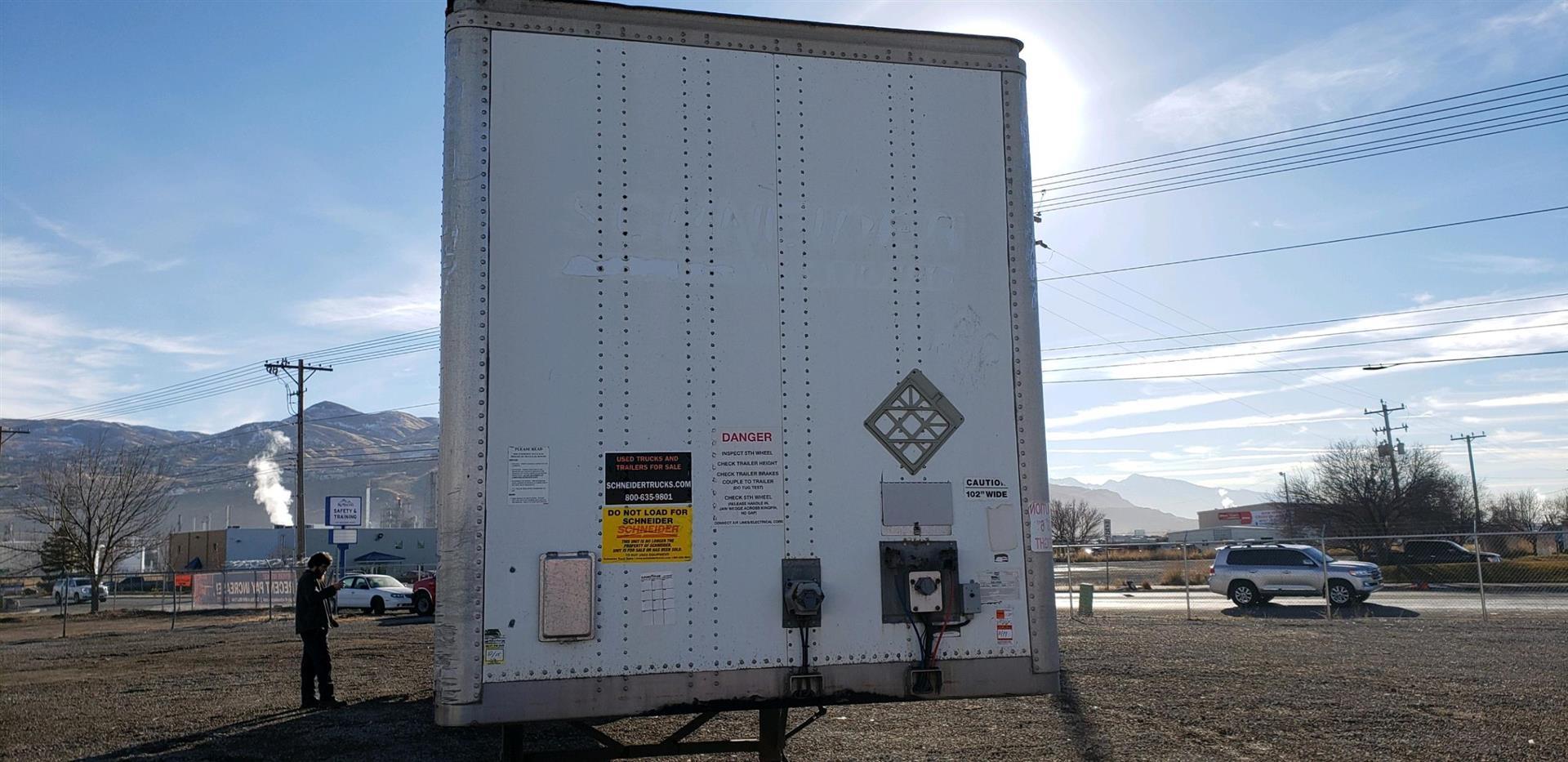 2008 Wabash Lift Gate for sale-59102024