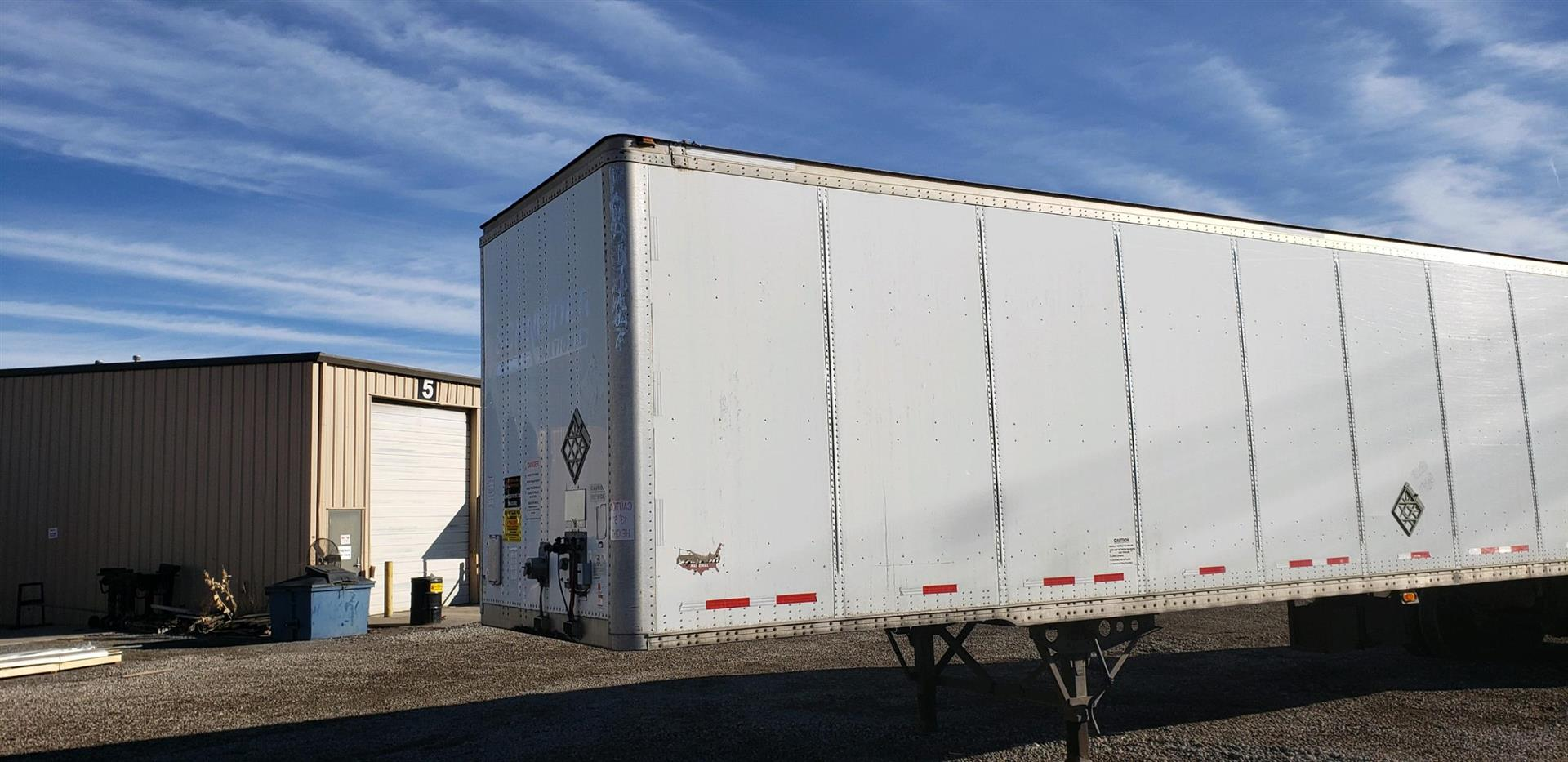 2008 Wabash Lift Gate for sale-59124136