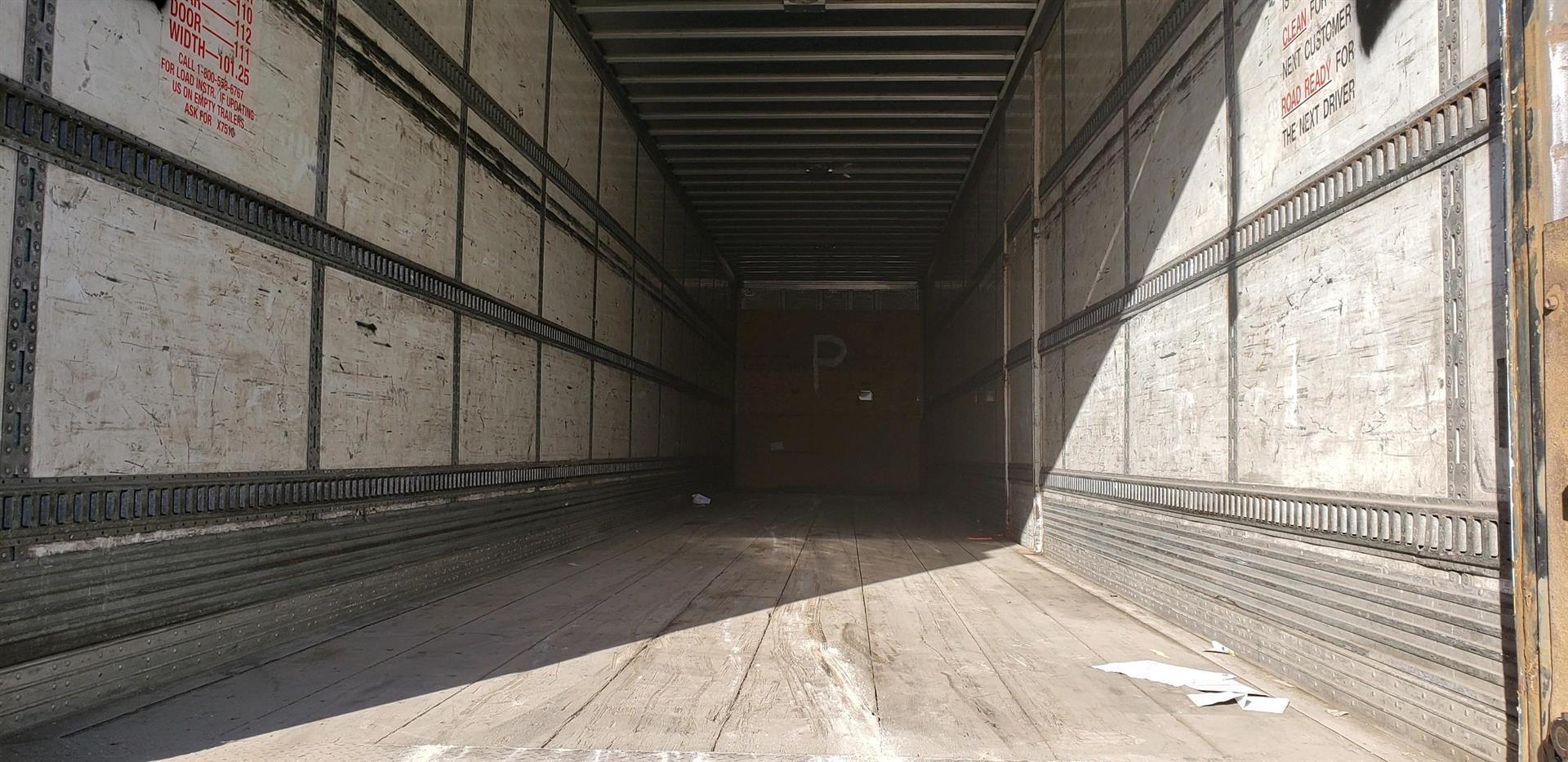 2008 Wabash Lift Gate for sale-59275643