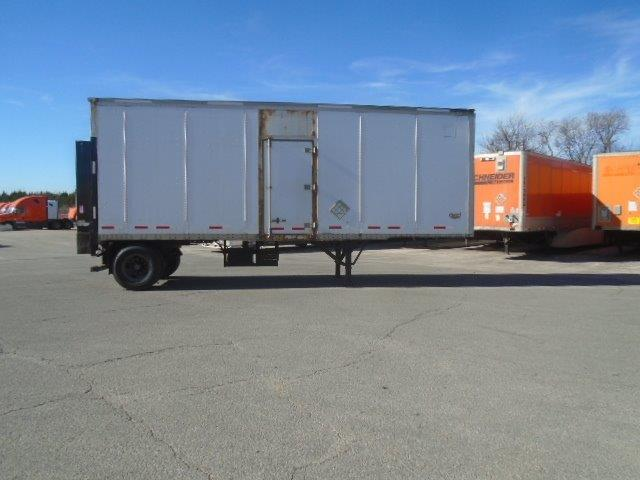 2008 Wabash Lift Gate for sale-59124137