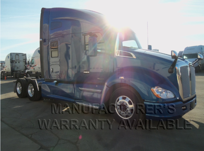 USED 2018 KENWORTH T680 DAYCAB TRUCK #138585