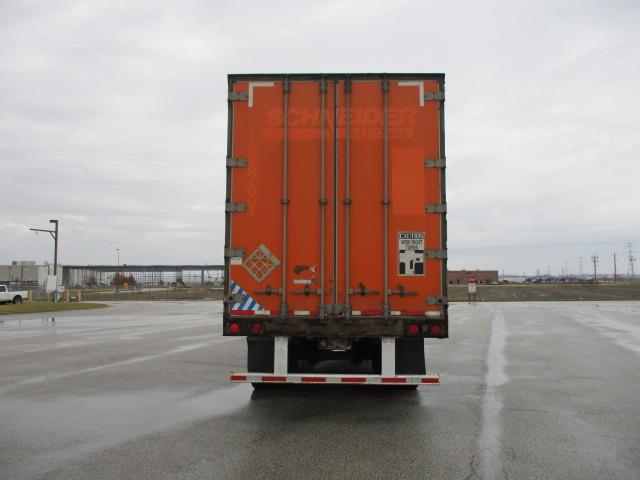2007 Wabash Van for sale-59107701