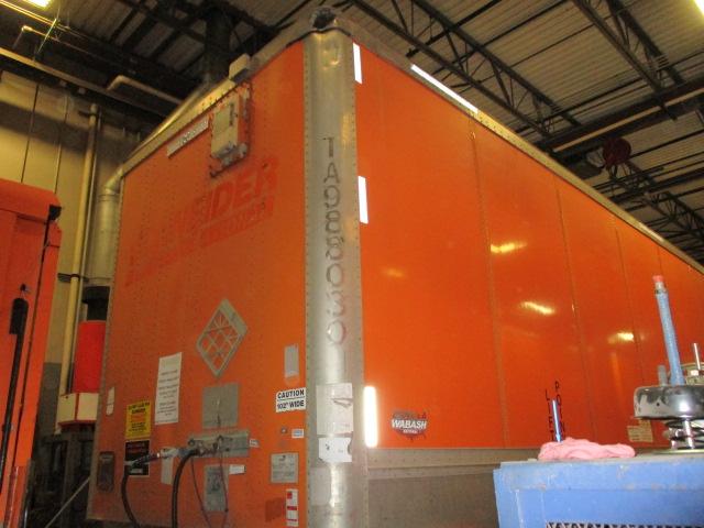 2007 Wabash Van for sale-59107715