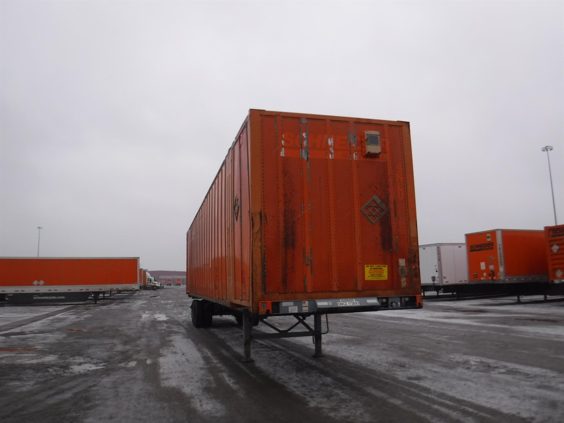 2006 Hyundai Container for sale-59107710