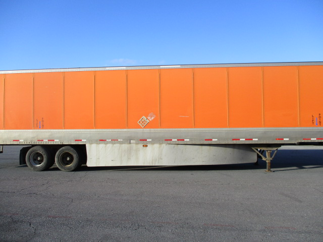 2007 Wabash Van for sale-59110443
