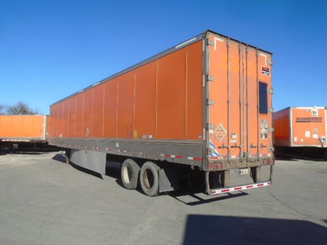 2007 Wabash Van for sale-59110891