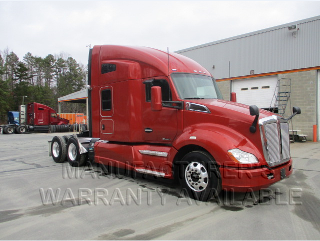 USED 2016 KENWORTH UNKNOWN DAYCAB TRUCK #85037