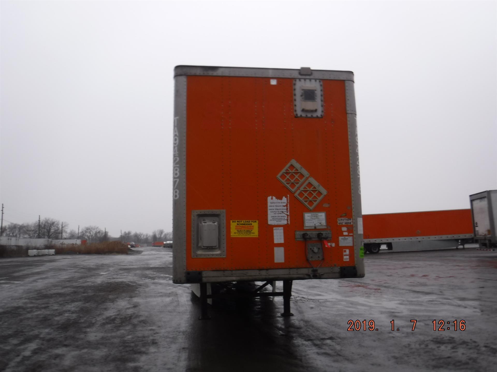 2004 Wabash Van for sale-59110925