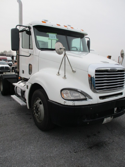 USED 2006 FREIGHTLINER UNKNOWN DAYCAB TRUCK #139037