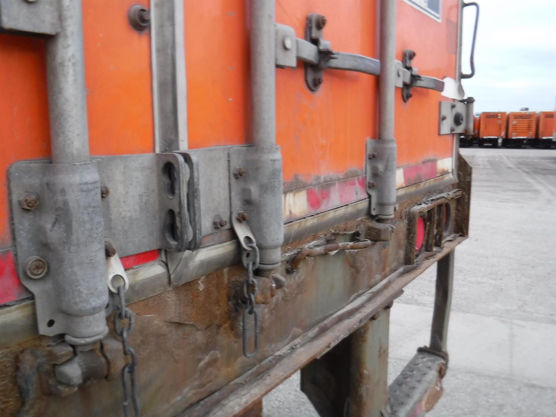2007 Wabash VAN for sale-59111014