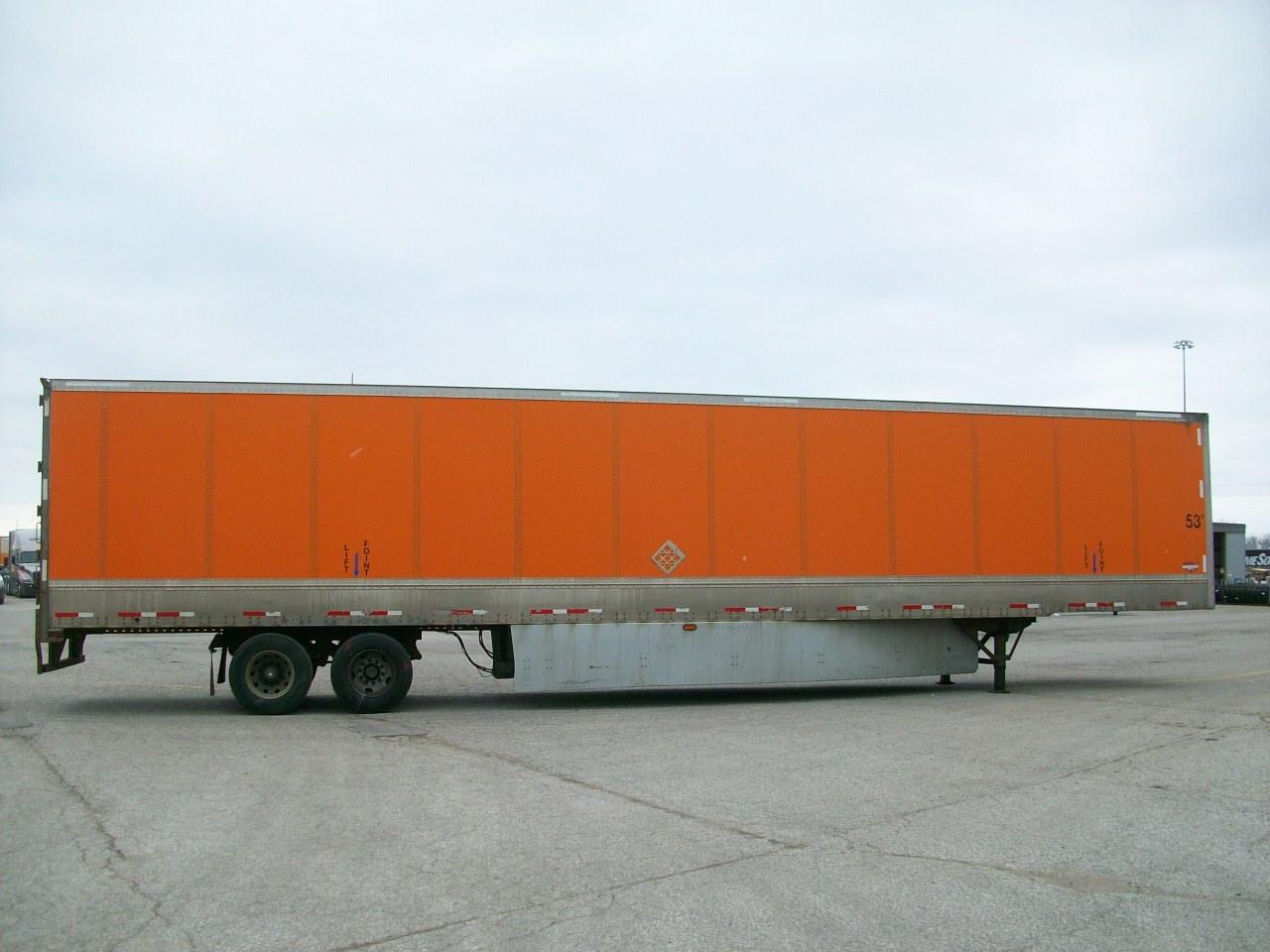 2005 Wabash Van for sale-59111008