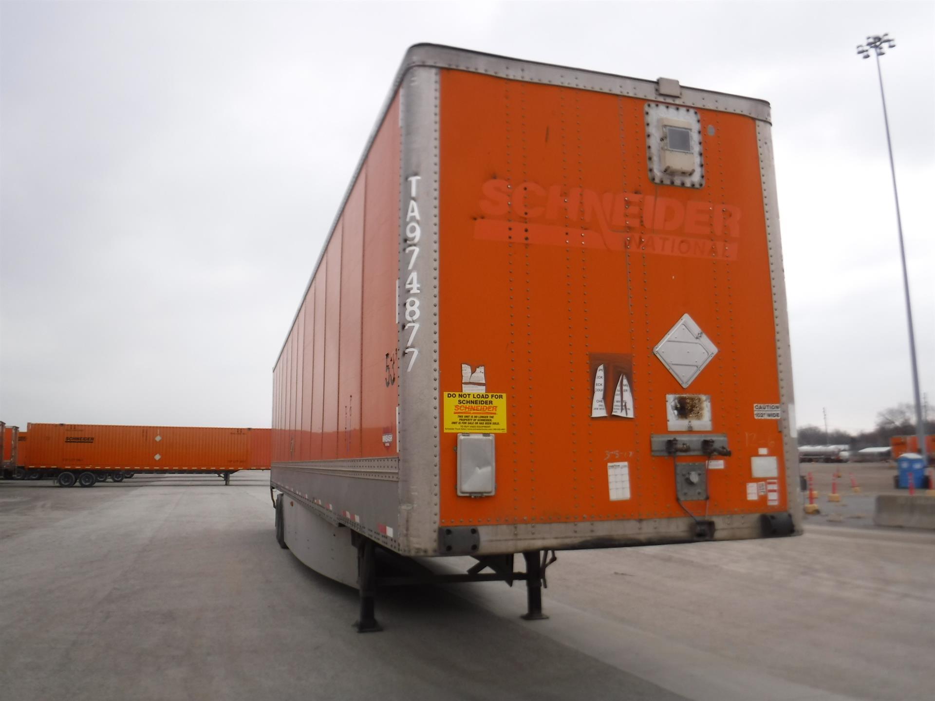 2006 Wabash Van for sale-59111011