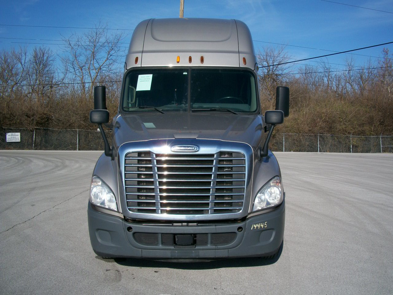 2015 Freightliner Cascadia for sale-59274552