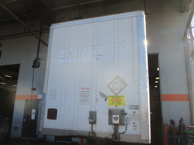 2008 Wabash Lift Gate for sale-59275642